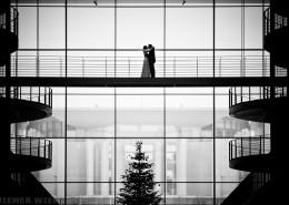 Moderne Hochzeitsfotografie aus Berlin