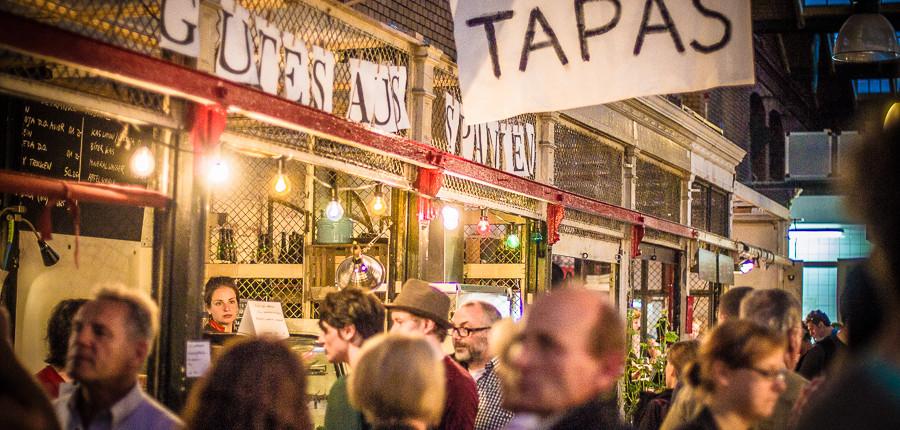 Markthalle Neun - Street Food Thursday