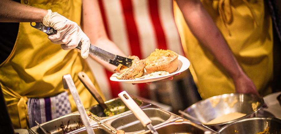 leckere Pies von Hello Good Pie auf dem Street Food Thursday