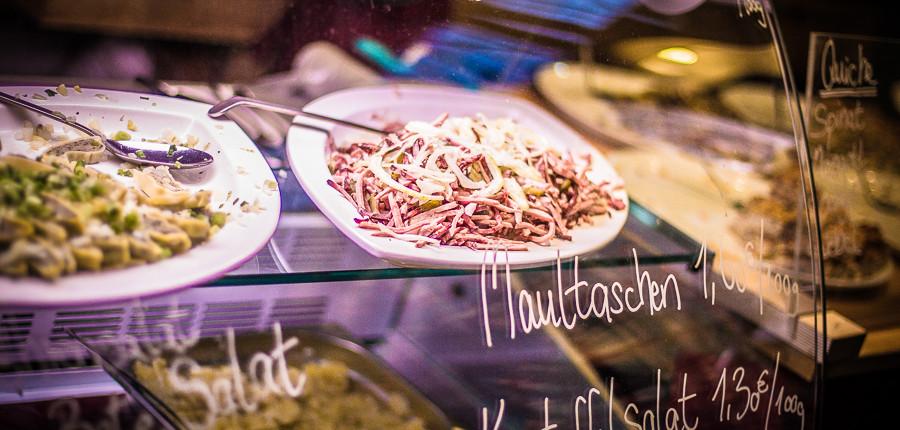 schwäbischer Wurstsalat von Barbaras Küche