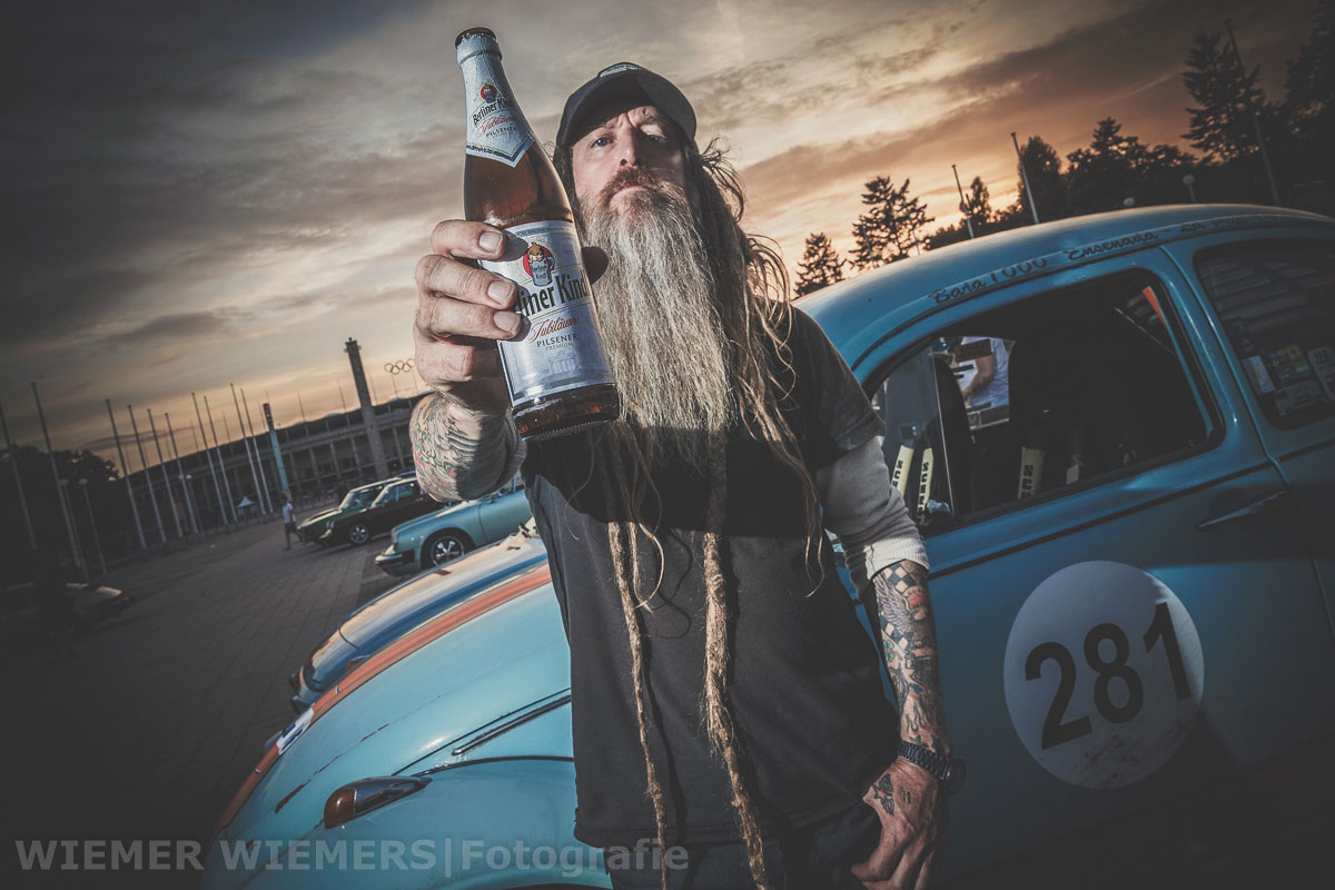 Magnus Walker - Berliner Kindl Beer