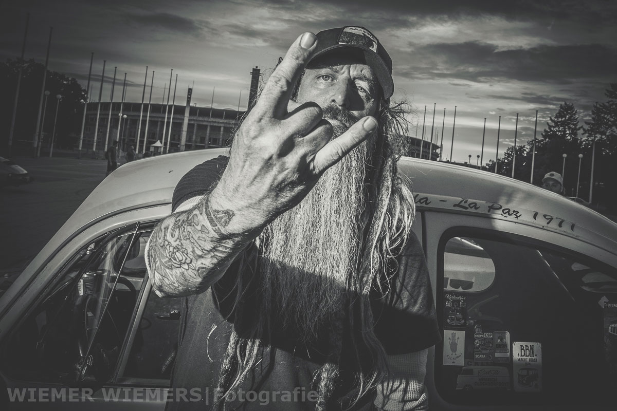 Magnus Walker - get out and drive!